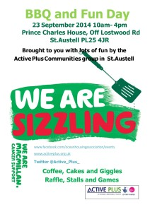 APC StAustell BBQ poster